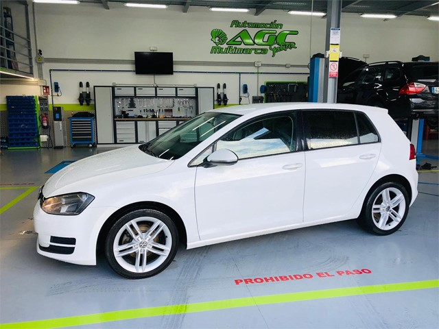 VW GOLF VII 1.6 TDI 105CV BLUEMOTION